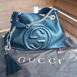 Gucci Soho Shoulder Purse